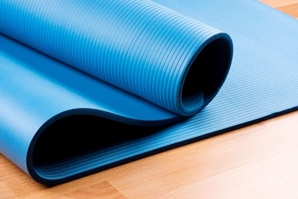 thickness of yoga mats